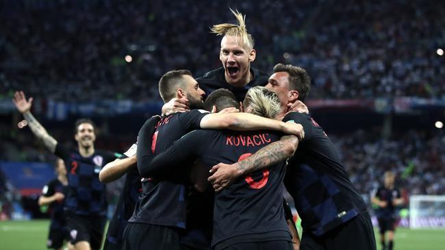 世界杯:阿根廷0-3负克罗地亚