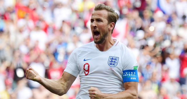 世界杯: 英格兰6-1大胜出线