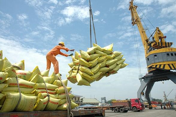 越南对印尼和孟加拉的大米出口额骤增