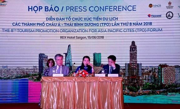 亚太旅游城市第8届论坛即将在胡志明市举行