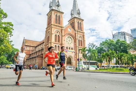 赴胡志明市旅游的国际游客量保持领先