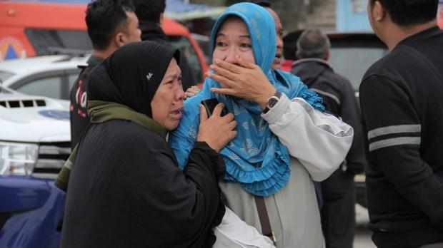 印尼发生沉船事故至少1人死亡数十人失踪