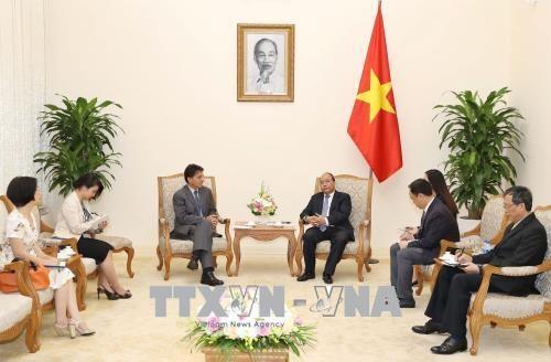 越南欢迎希腊企业对越投资
