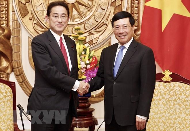范平明会见日本自民党国会对策委员长