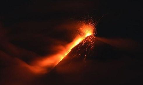 危地马拉火山喷发死亡人数升至99人