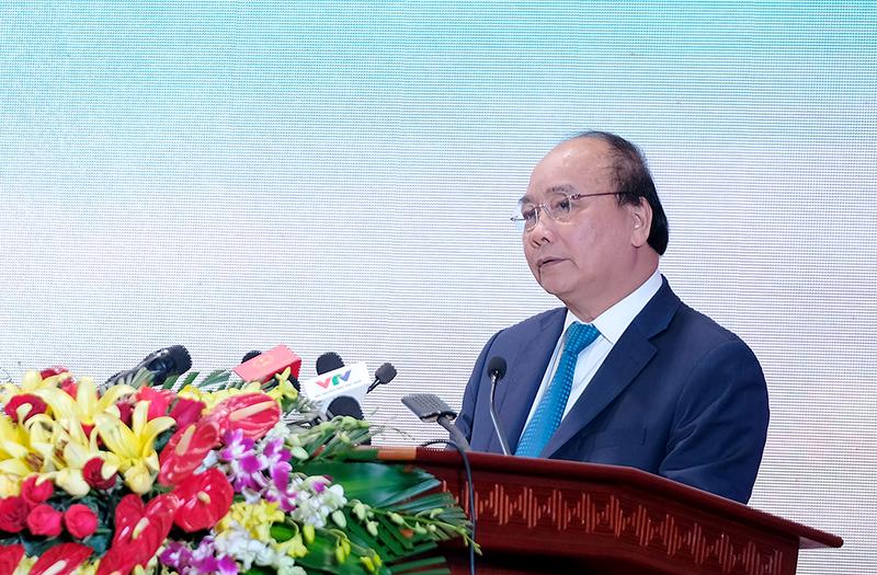 阮春福总理:朔庄省今后将成为投资者的投资乐土