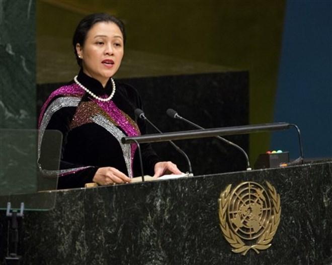 越南承诺实施《联合国海洋法公约》 、可持续保护和发展大海与大洋