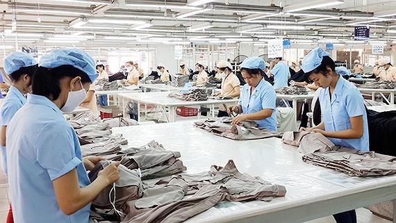 越韩两国企业加大合作力度