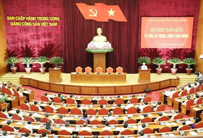 俄罗斯专家高度评价越南在反腐败工作中所作的努力