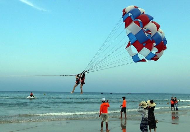 越南岘港市成为韩国游客的旅游首选地