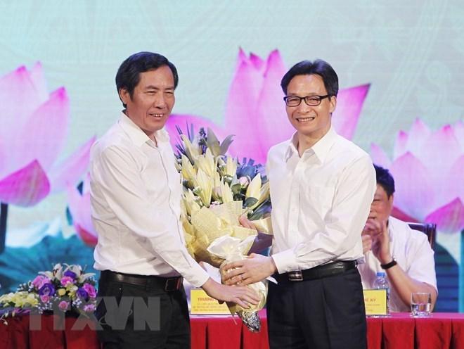 越南革命新闻日93周年:国家领导人向全国新闻工作者致以节日祝贺