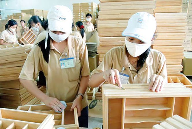 2018年上半年越南木材出口额达逾41亿美元