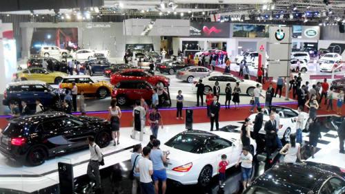 2018年上半年越南汽车销量达近12.57万辆
