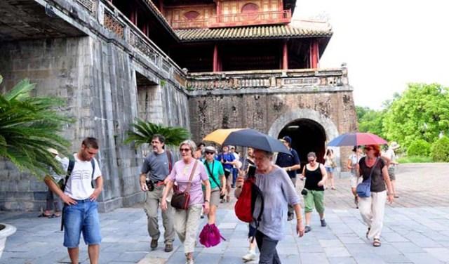 越南一流旅游企业表彰会即将举行
