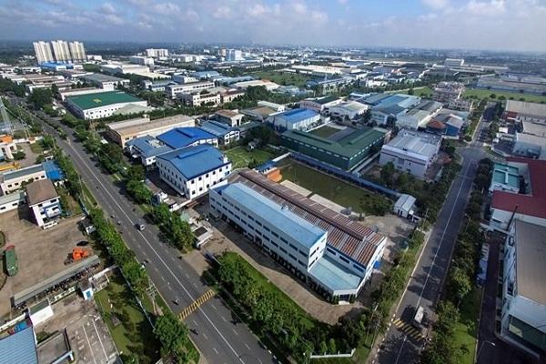 2018年上半年越南工业区引资近9亿美元