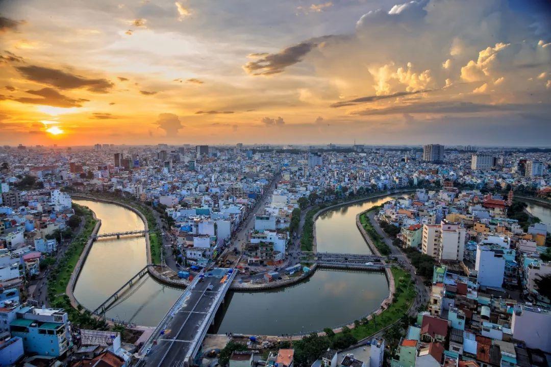 胡志明市跻身亚洲十大最佳目的地