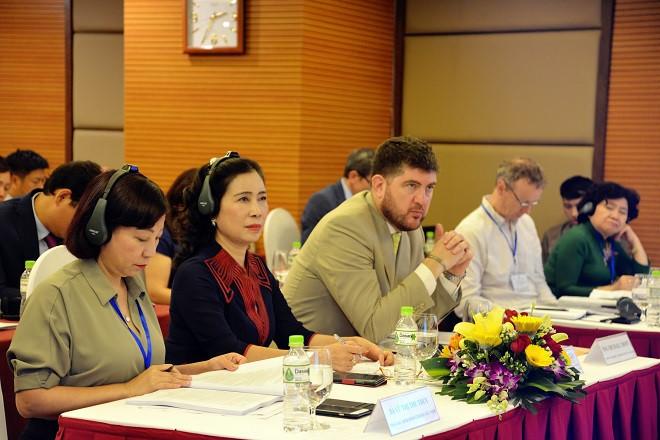 """""""新背景下的世界遗产与可持续发展""""国际研讨会在下龙市举办"""