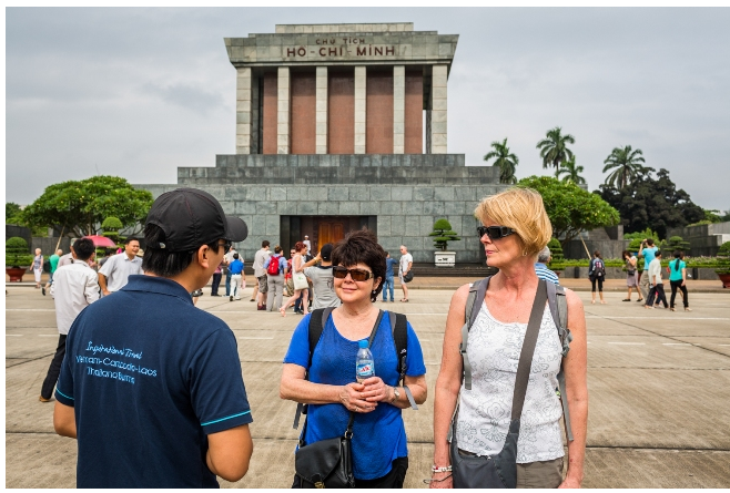 93.46%的国际游客对越南旅游体验表示满意
