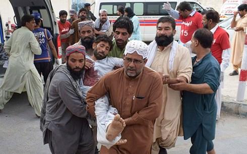 联合国安理会谴责发生在巴基斯坦的恐怖袭击