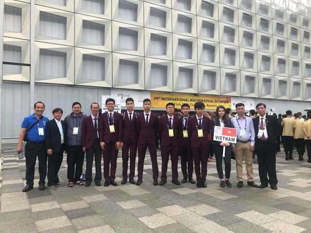 越南数学奥林匹克竞赛者全获奖