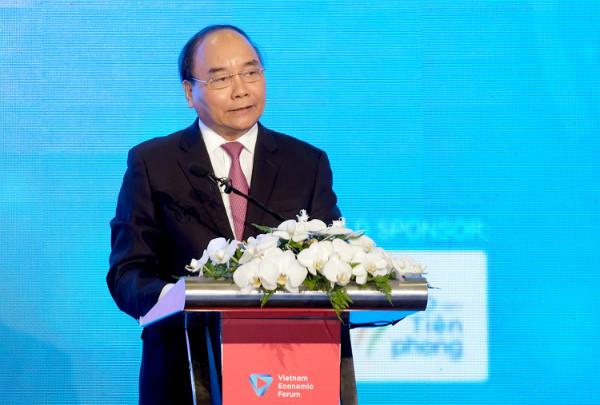 政府总理阮春福:政府应自我革新 力争成为适应工业4.0时代的政府