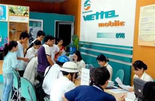 越南军队电信集团境外10家子公司中8家获得盈利