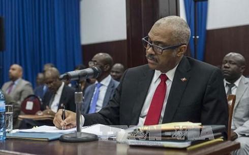 海地总理拉丰唐宣布辞职
