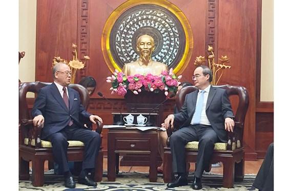越南促进与日本的多领域合作