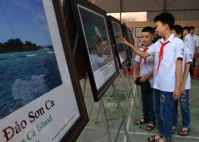 加大越南海洋海岛主权保护与可持续发展宣传力度