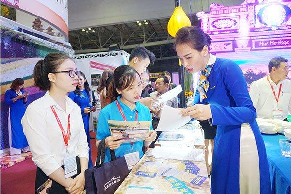 近100家中国旅游公司代表将走访胡志明市