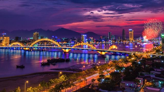岘港市成为韩国人最喜爱的夏季旅游目的地