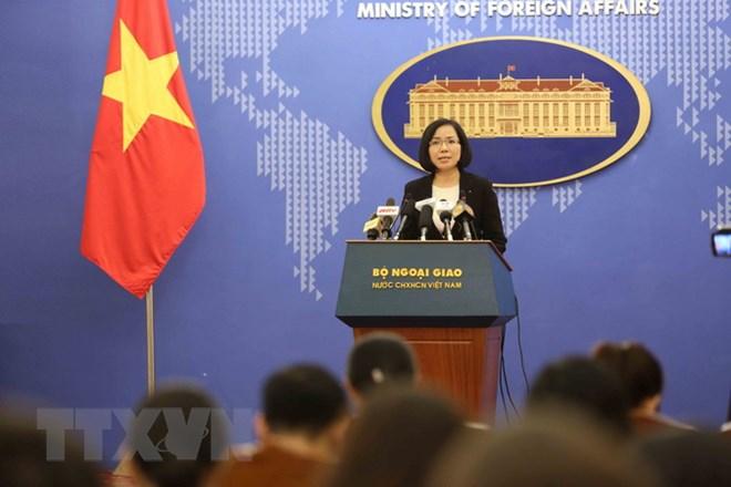 越南要求中国台湾立即停止在越南巴平岛上的实弹演习
