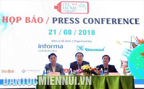 2018年胡志明市国际旅游博览会:继续提高国际游客的市场份额