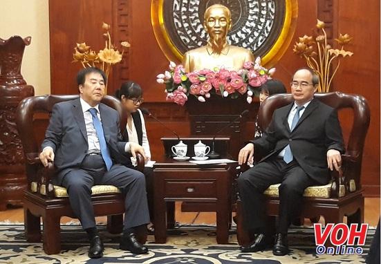 SM Group集团欲对越南进行长期投资