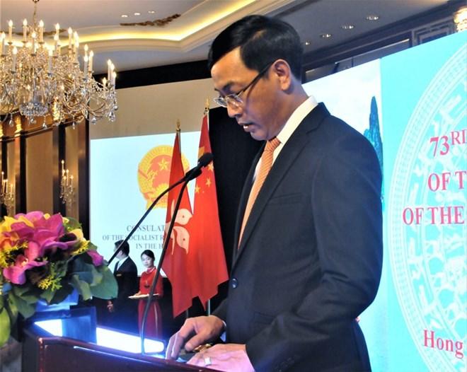 越南驻各国大使馆纷纷举行九•二国庆节庆祝活动