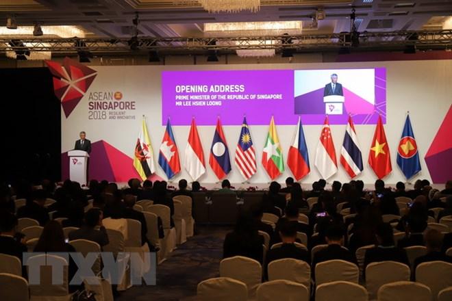 第50届东盟经济部长会议在新加坡开幕