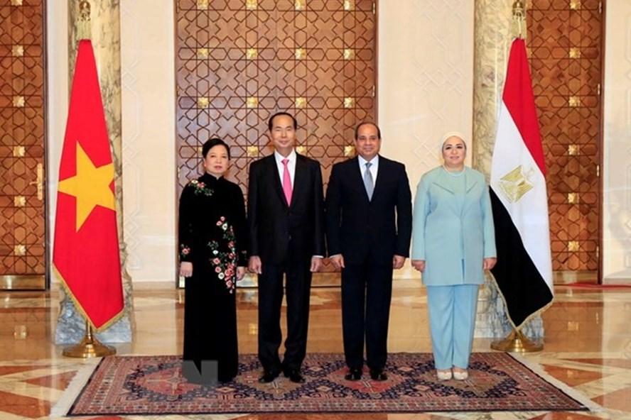 埃及致力深化与越南的关系