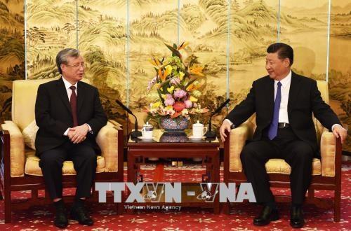 中国政府十分重视发展与越南的关系