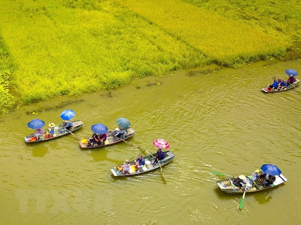 智慧旅游系统吸引广大游客前往宁平观光旅游