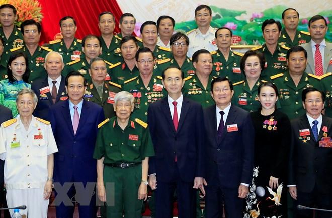 国家主席陈大光:老兵企业家力促经济社会发展