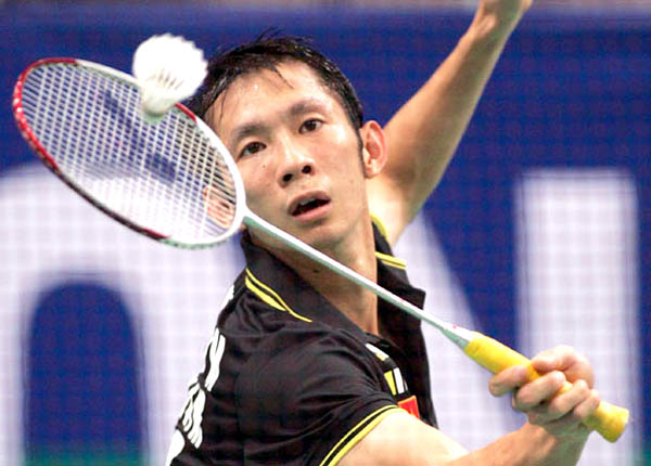 2018年越南羽毛球公开赛:阮进明和武氏妆晋级1/4决赛