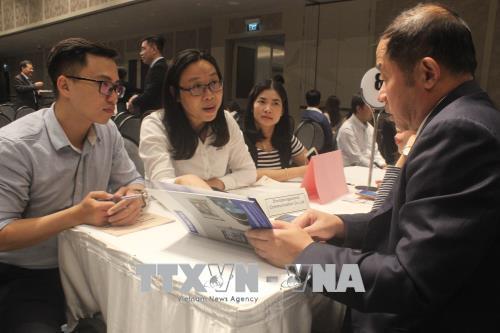 越中贸易合作商机