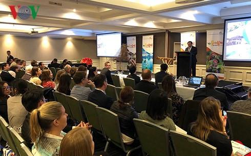 越南在澳大利亚和新西兰展开旅游推广活动