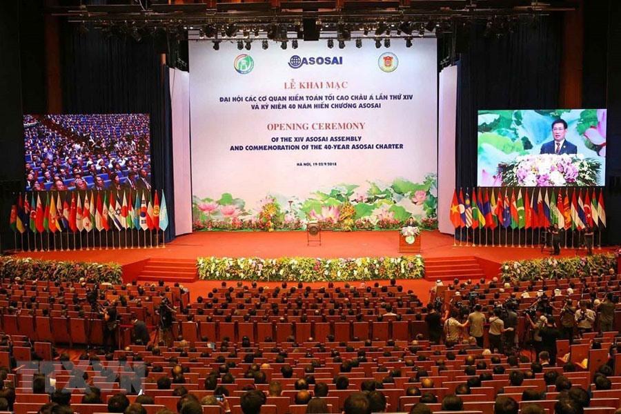 ASOSAI 14: 越南接任2018-2021年阶段亚审组织主席