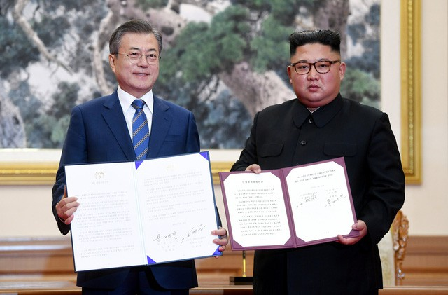 越南欢迎9月19日韩朝首脑会晤成果