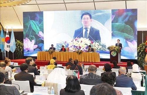 最高审计机关亚洲组织第十四届大会落下帷幕