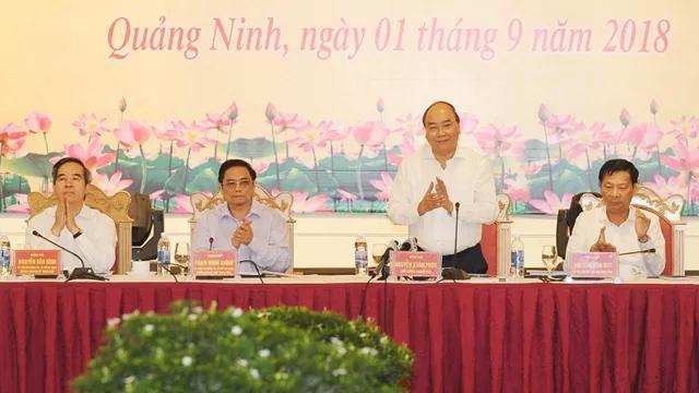 阮春福总理:广宁省需发挥好北部的增长极作用