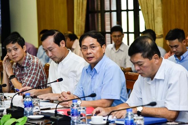 世界经济论坛东盟峰会组委会举行第五次会议