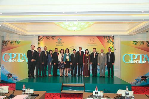 亚洲旅游促进理事会第16次会议在河内隆重开幕