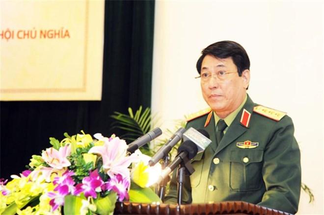 越南人民军高级政治干部代表团对老挝和柬埔寨进行正式访问